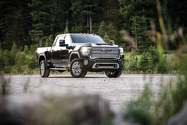 A look at 2020's   pickup truck lineup