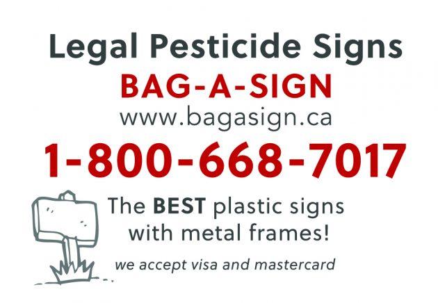 Bag-A-Sign